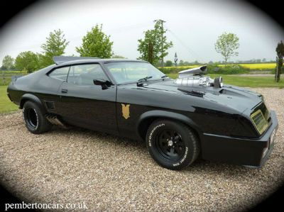 1974 Ford Falcon Xb Gt 500 Coupe 6 5 V8 Interceptor Mad Max