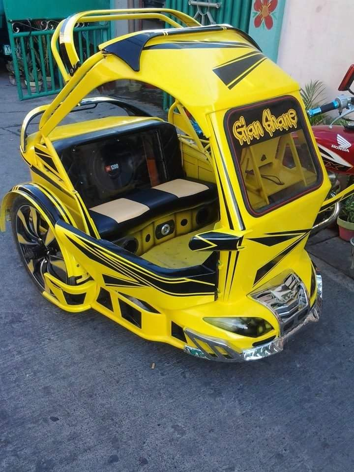 Best Tricycle Sidecar Builders In The Philippines Tricycle