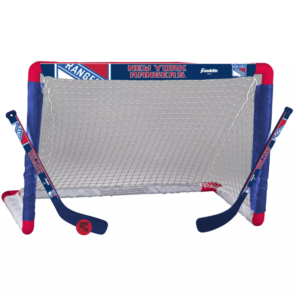 Franklin Nhl Team Mini Knee Hockey Set In 2020 Hockey Goal Columbus Blue Jackets Florida Panthers