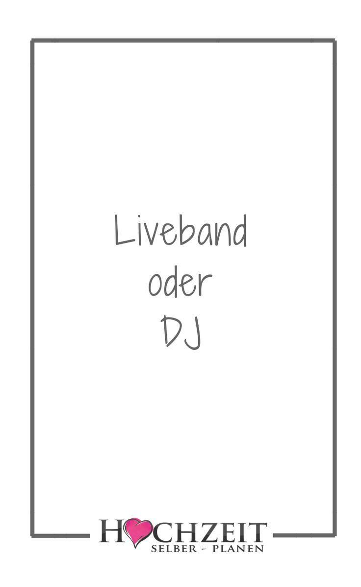 Liveband Oder Dj Die Musik Hat Einen Grossen Einfluss Auf Die