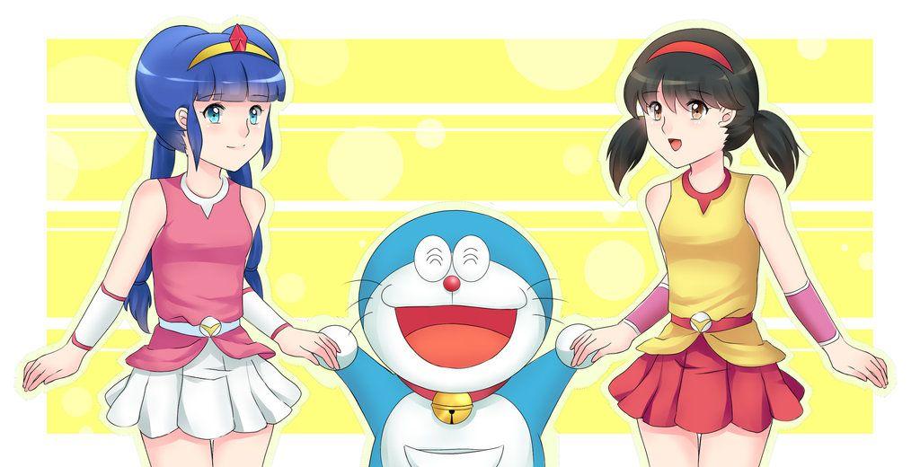 Sophia Chi And Deviantartiki By Doraemon Miriki Shizuka With On YyIbfg76v