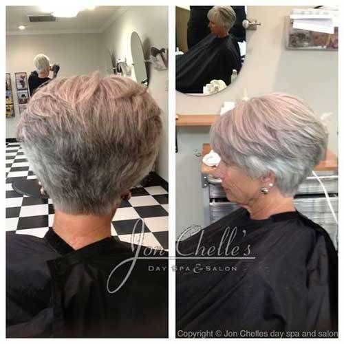 Best Short Wedge Haircuts for Chic Women | Mary hair ideas ...