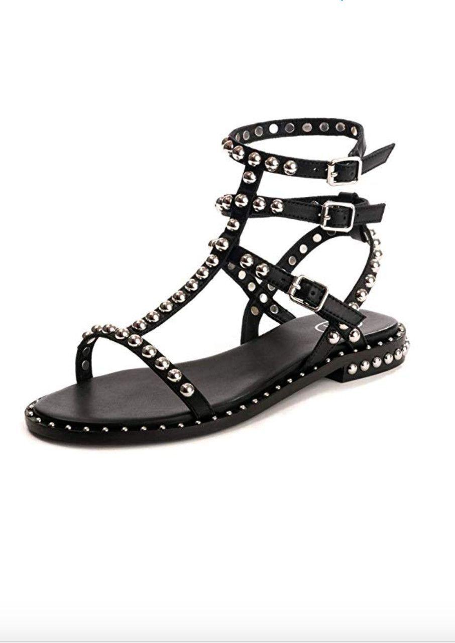 8fc94cef1a Le scarpe eleganti della moda Estate 2019? I sandali neri, of course ...
