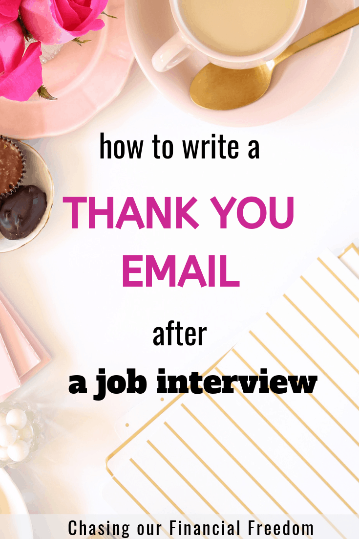 thank you email after job interview good career objective for cv entry level resume summary statement download format freshers
