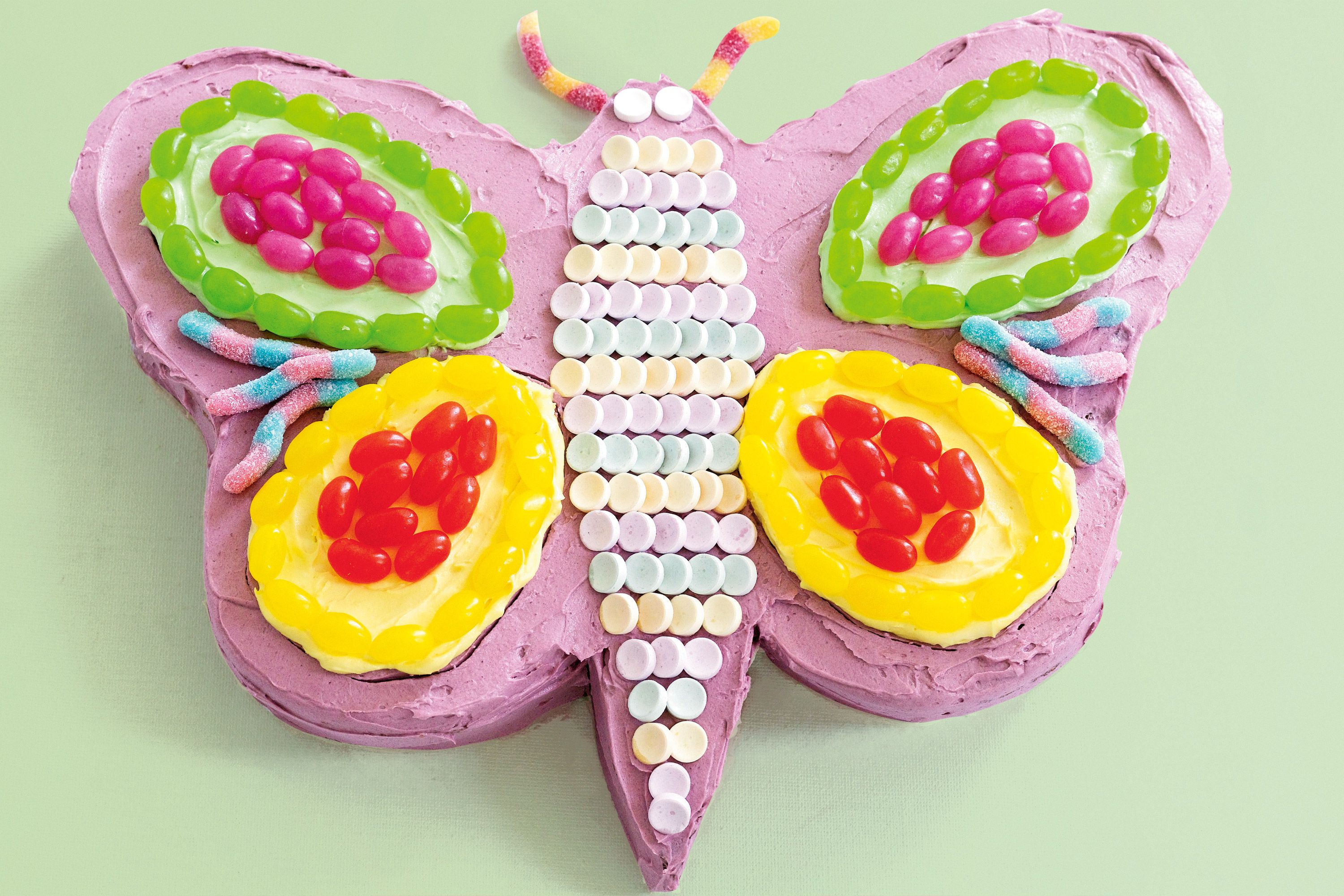 Check out Butterfly cake Its so easy to make Best Butterfly