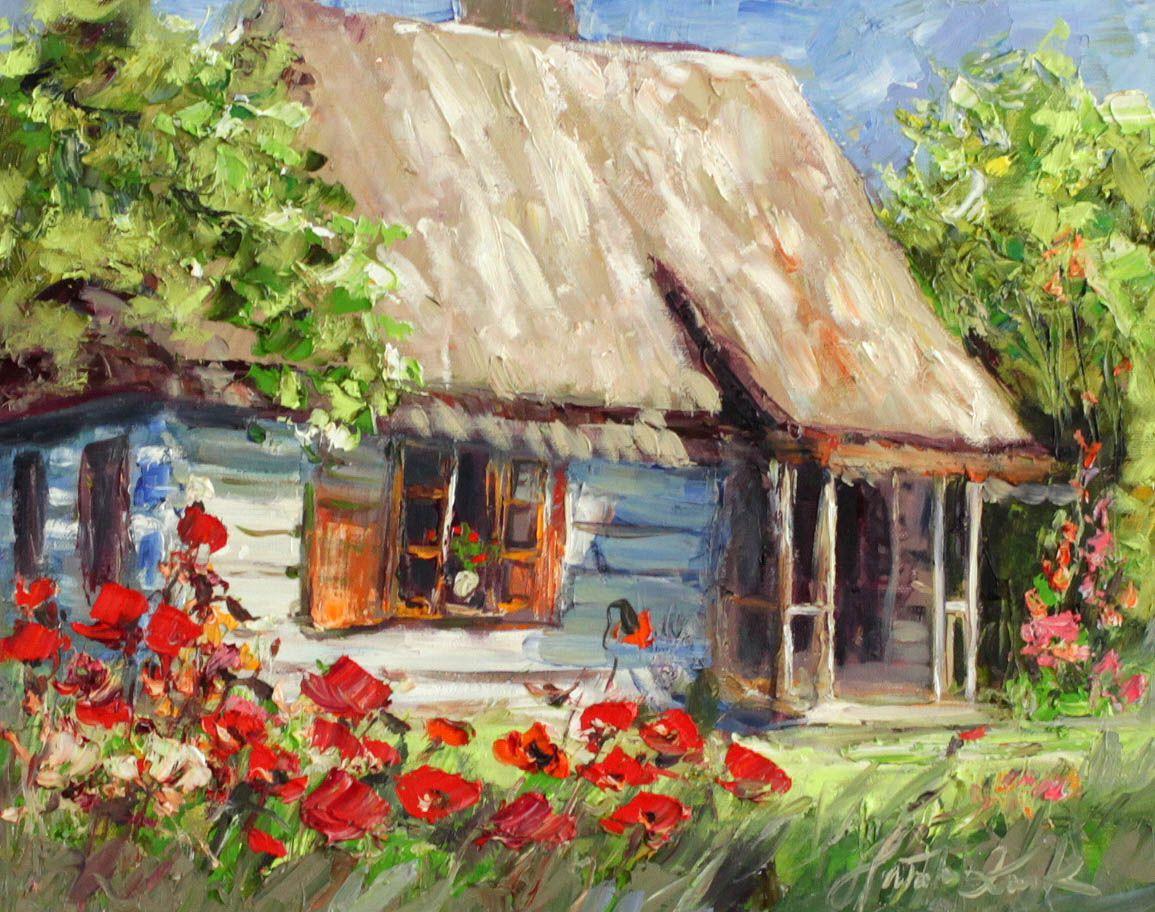 Galeria Sztuki Malgorzaty Kruk Recznie Malowane Obrazy Olejne