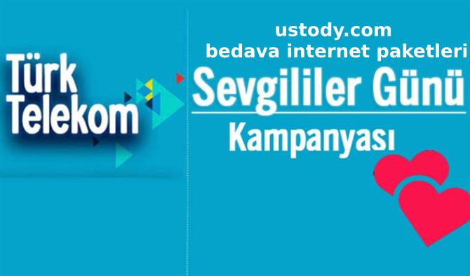 Turk Telekom Sevgililer Gunu Bedava Internet Kampanyasi Bedava Internet Paketleri 2019 Gaming Logos Logos