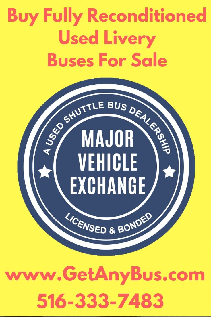 Used Livery Buses For Sale Buses for sale, Used buses