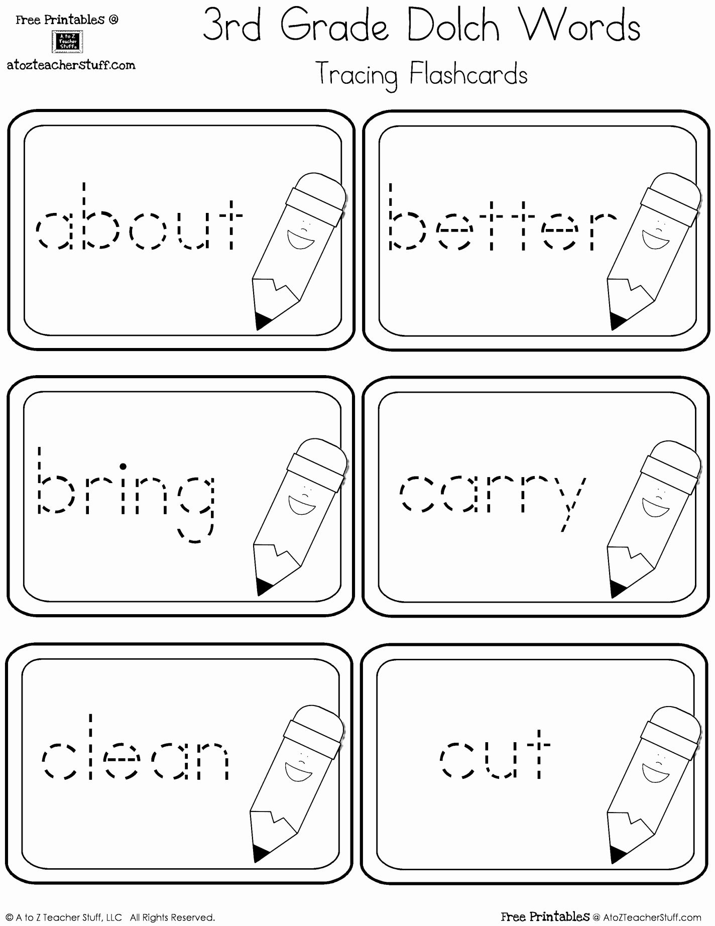 Free 1st Grade Writing Worksheets Pictures