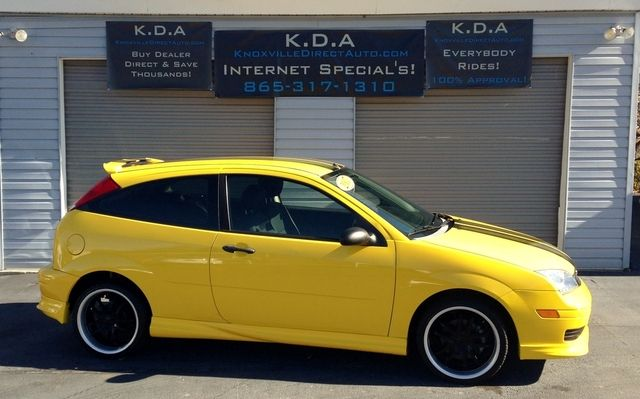 We Just Received This 2007 Ford Focus Zx3 Ses With 77 483 Mi