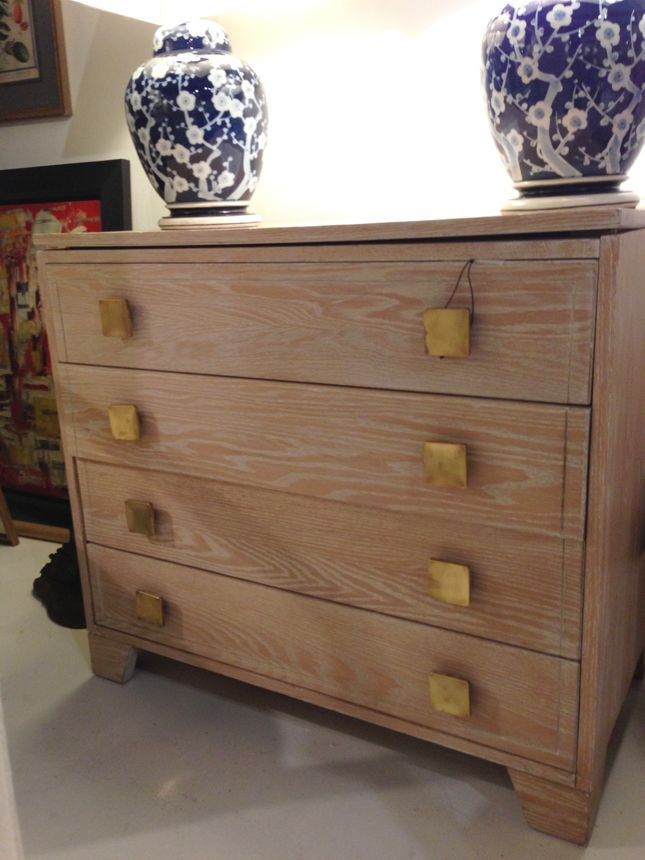 Natural Wood Dresser Maybe With Funky Colored Hardware Instead Of Gold Bedroom Ideas
