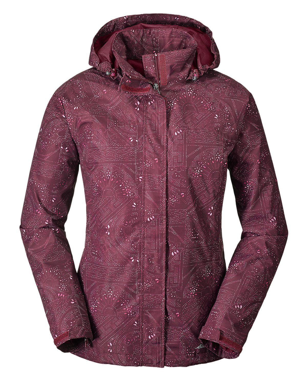 Womens Rainfoil Packable Jacket Eddie Bauer Packable