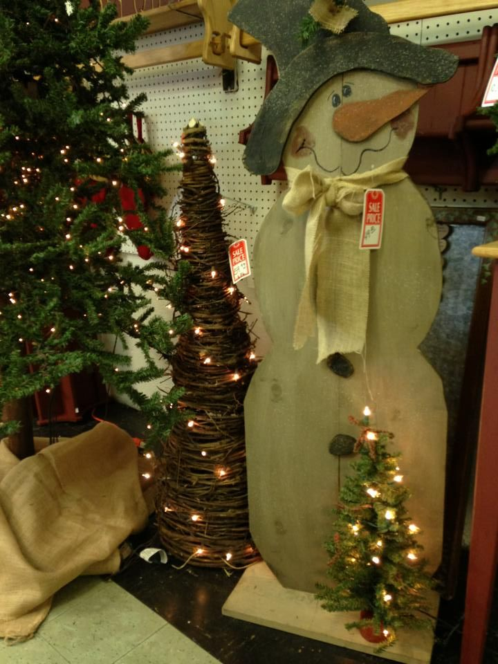 Country Christmas Craft Ideas Part - 44: Https://www.facebook.com/pages/The-Frugal-. Primitive ChristmasCountry ...