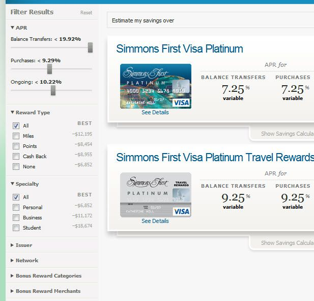 Example of the Active Filtering UX Pattern | filters | Pinterest ...