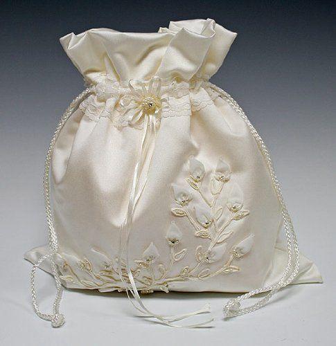 Timeless Bridal Gift Bag Purse Or Wedding Money For The Dollar Dance