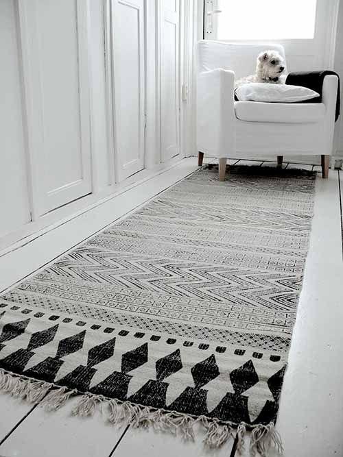 rug block by house doctor interior pinterest teppich k che flur ideen und teppiche. Black Bedroom Furniture Sets. Home Design Ideas