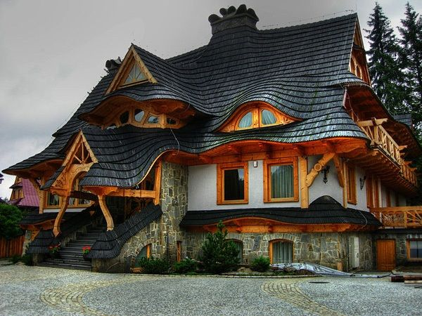 Creative Home Designs creative home design, zakopane, poland | amazing funny structures