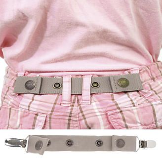 Keep Those Saggy Pants Up Without Fussing With Belts And Buckles