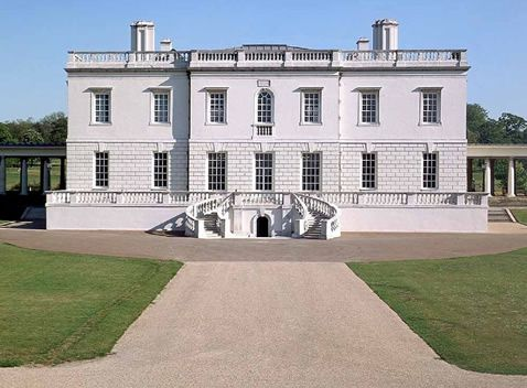 Queen S House De Greenwich Exterior Greenwich Historical Architecture Red Brick House