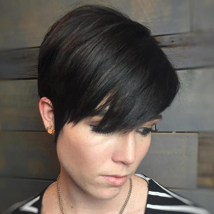 Pixie haircuts with bangs terrific tapers pixie haircut