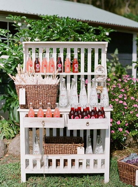 Awesome display idea for craft show booth