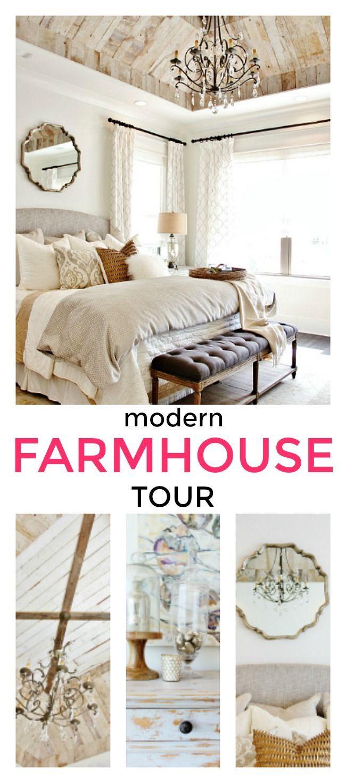 Modern Farmhouse Tour - Thistlewood Farm