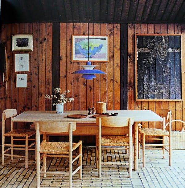 Børge Mogensen - via postcardsfromcolorado.blogspot.ca -