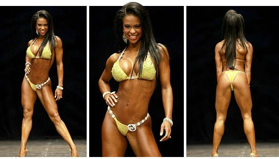 MOM She Mirco bikini competition