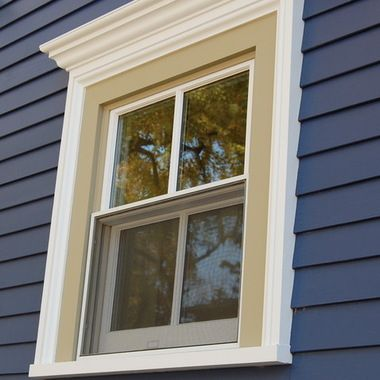 Exterior Window Trim Ideas | 89,366 Exterior Window Trim Home Design Photos