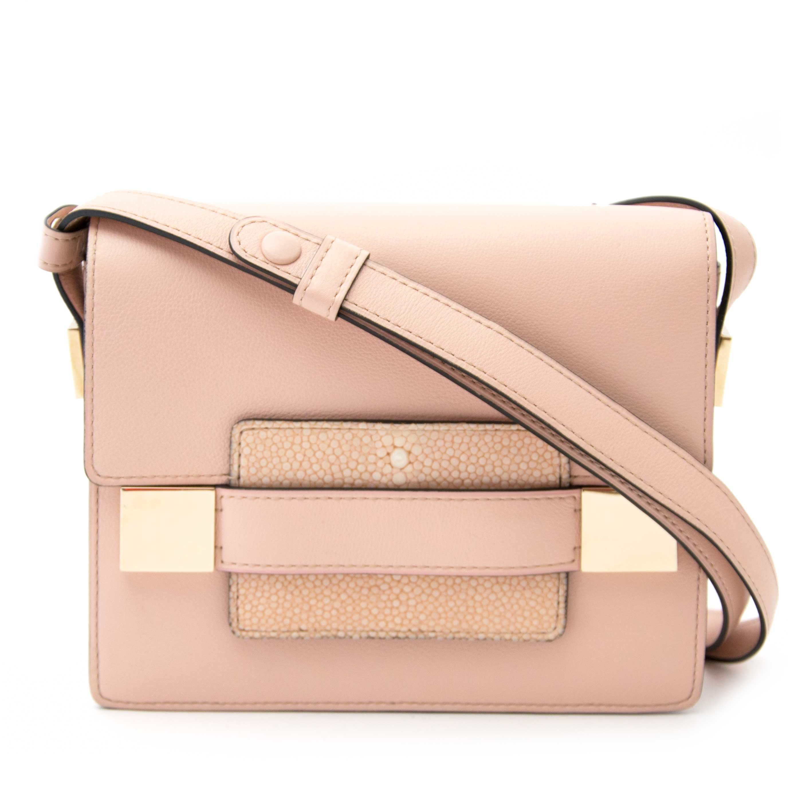 shop safe online your secondhand Delvaux Dusty Pink Le Madame Mini ... 5cd8d89f74351