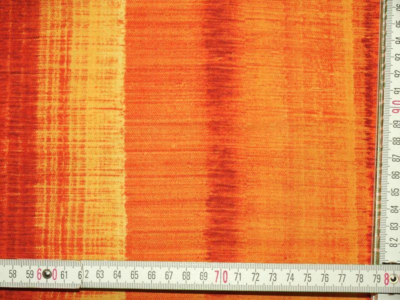 stoff ornamente stoff farbverlauf orange gelb ein designerst ck von blockhaus bei dawanda. Black Bedroom Furniture Sets. Home Design Ideas