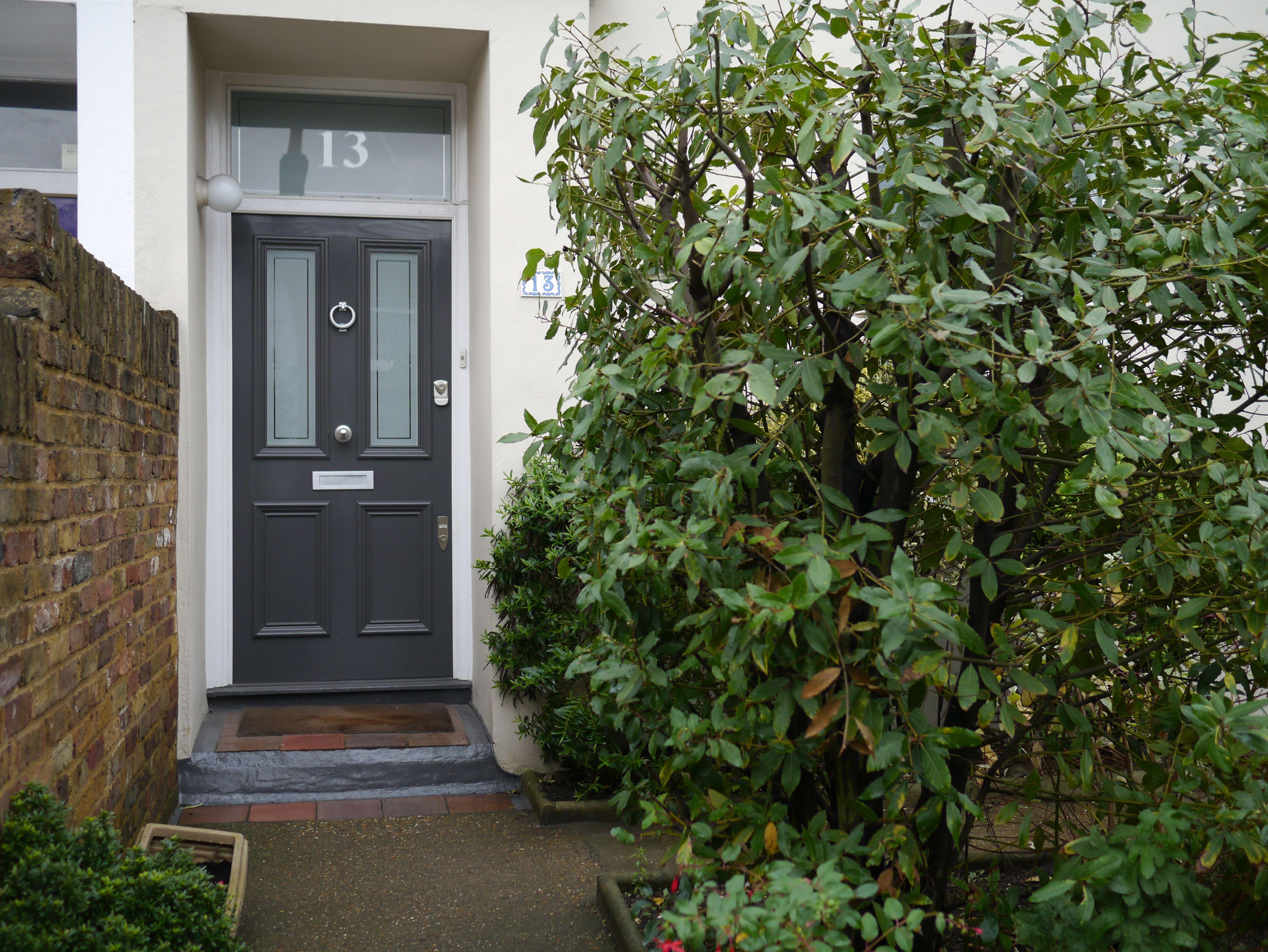 The London Door Company - Front Door Ealing, London - LDC Dark ...