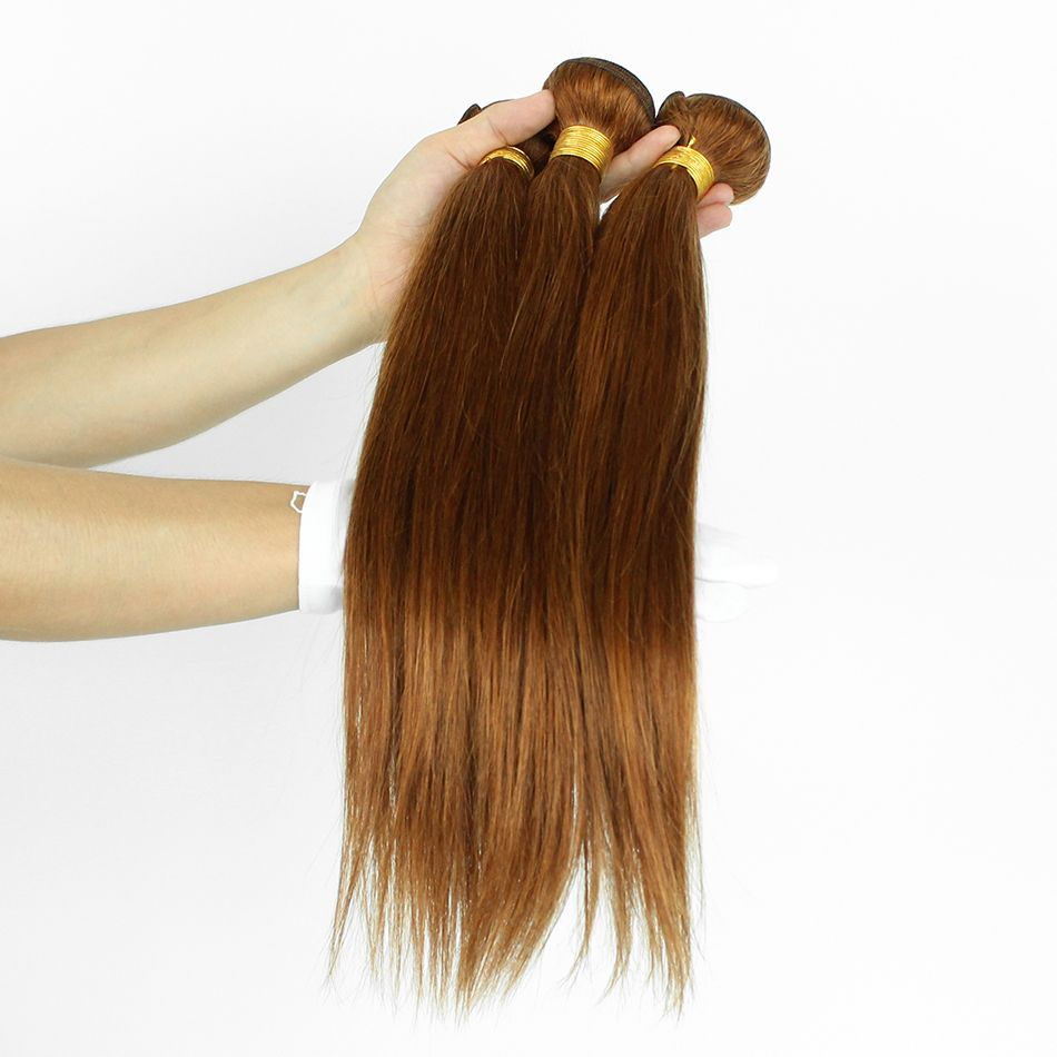 Brazilian Virgin Hair Straight Human Hair Extensions Pcs Lot