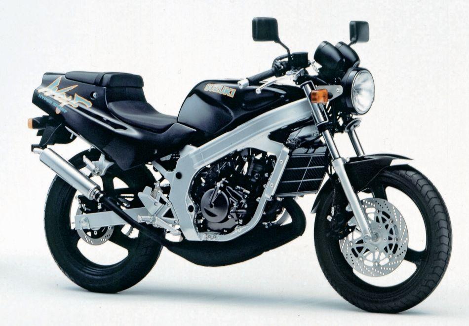 suzuki rg 125 wolf bikes motorcycle mini bike bike. Black Bedroom Furniture Sets. Home Design Ideas