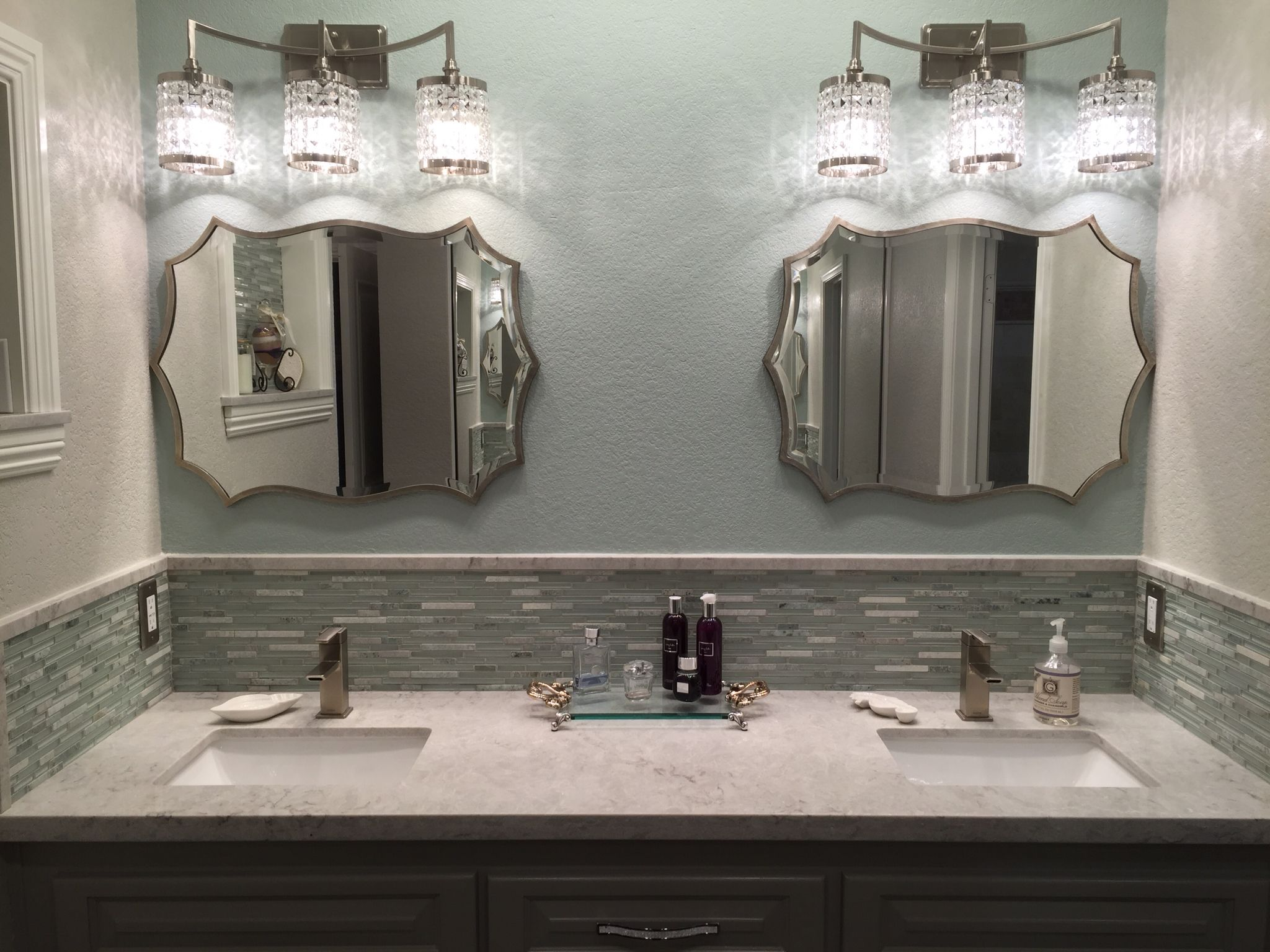 Mirrors by Uttermost lights from Houzz.com