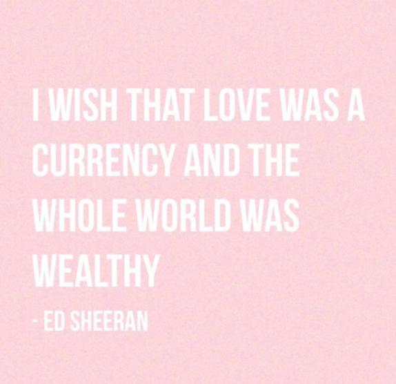 Eraser (Extended Version) - Ed Sheeran | Lyric Stuff | Pinterest