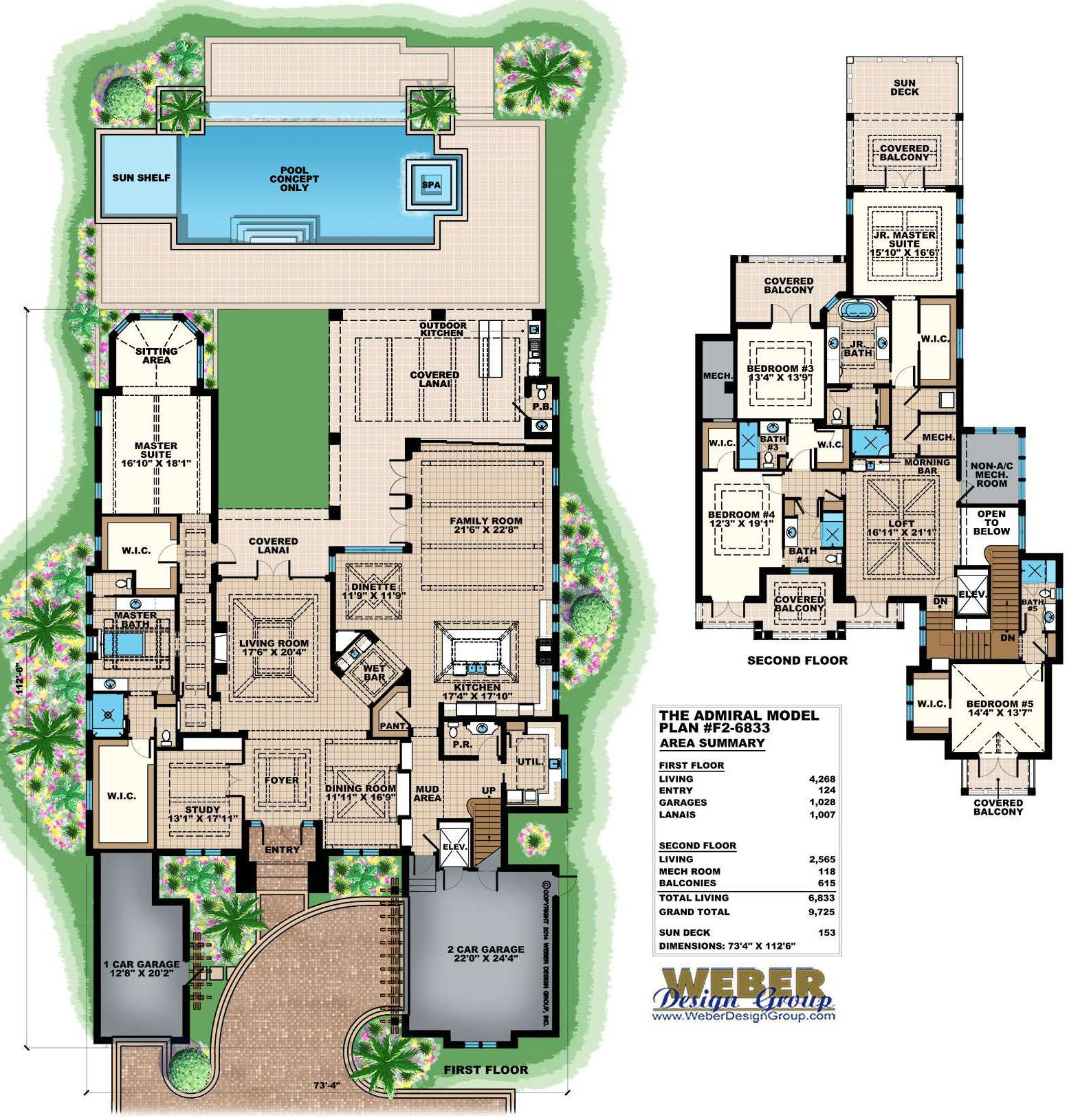 West In s House Plans Island Style West In s Coastal Home Plans