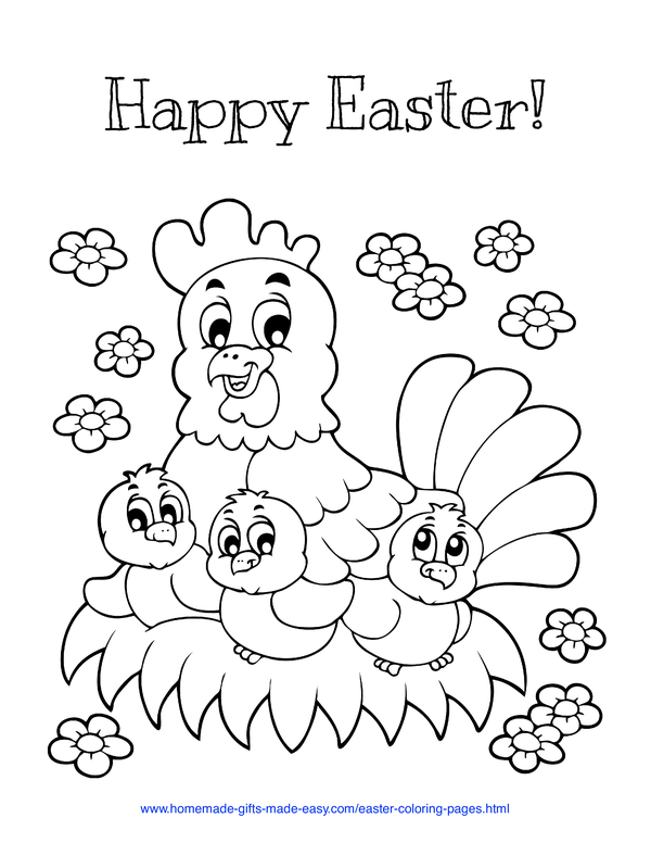 Extraordinary Easter Coloring Pages To Print Image Inspirations ... | 776x600