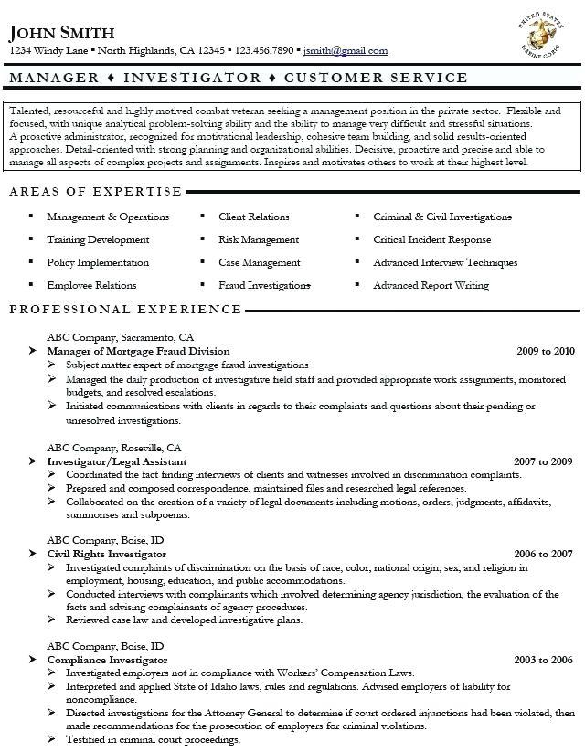 military veteran resume examples military veteran resume