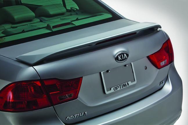 Kia Optima Spoiler (D003) | KIA Cars Accessories | Pinterest | Kia ...