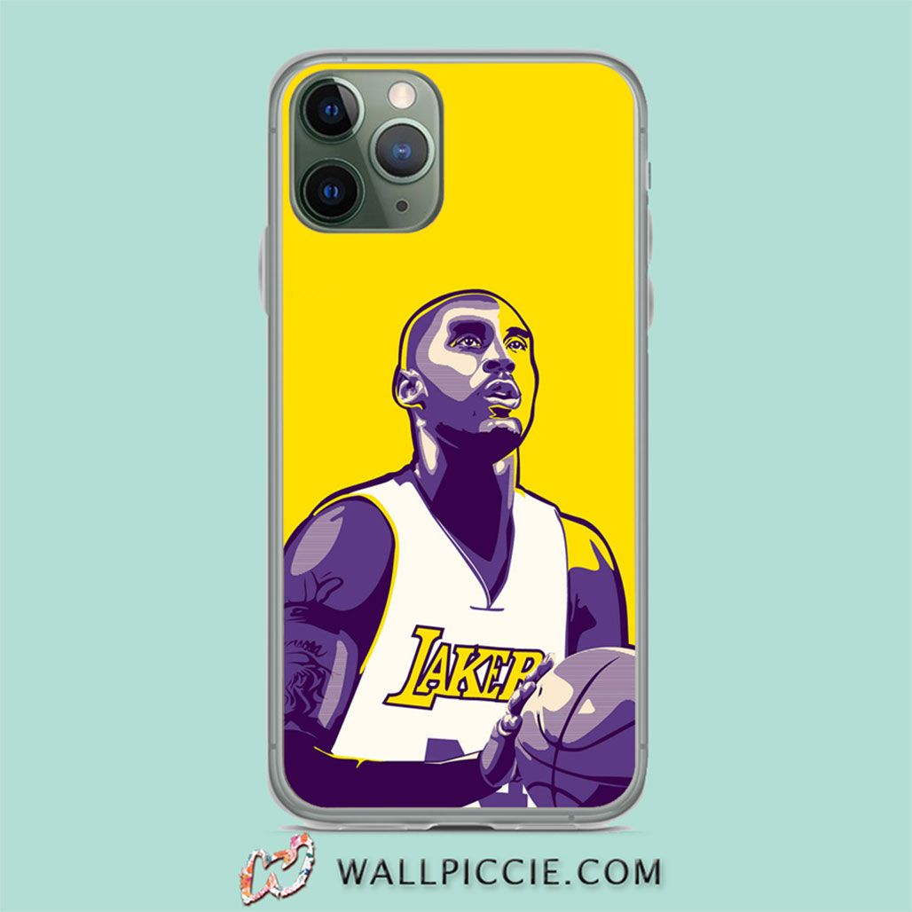 Kobe Bryant Black Mamba Custom Phone Cases di 2020