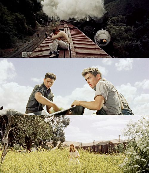 East of Eden (1955)   …it's awful not to be loved. It's the worst thing in the world. Don't ask me how I know that. I just know it. It makes you mean and violent and cruel. And that's the way Cal has always felt, all his life. I know you didn't mean it to be that way, but it's true. You never gave him your love. You never asked him for his. You never asked him for one thing.