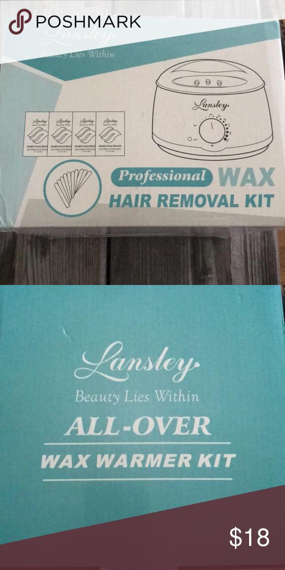 Landry Wax Warmer Kit Nwt Wax Warmer Kit Wax Warmer Warmers