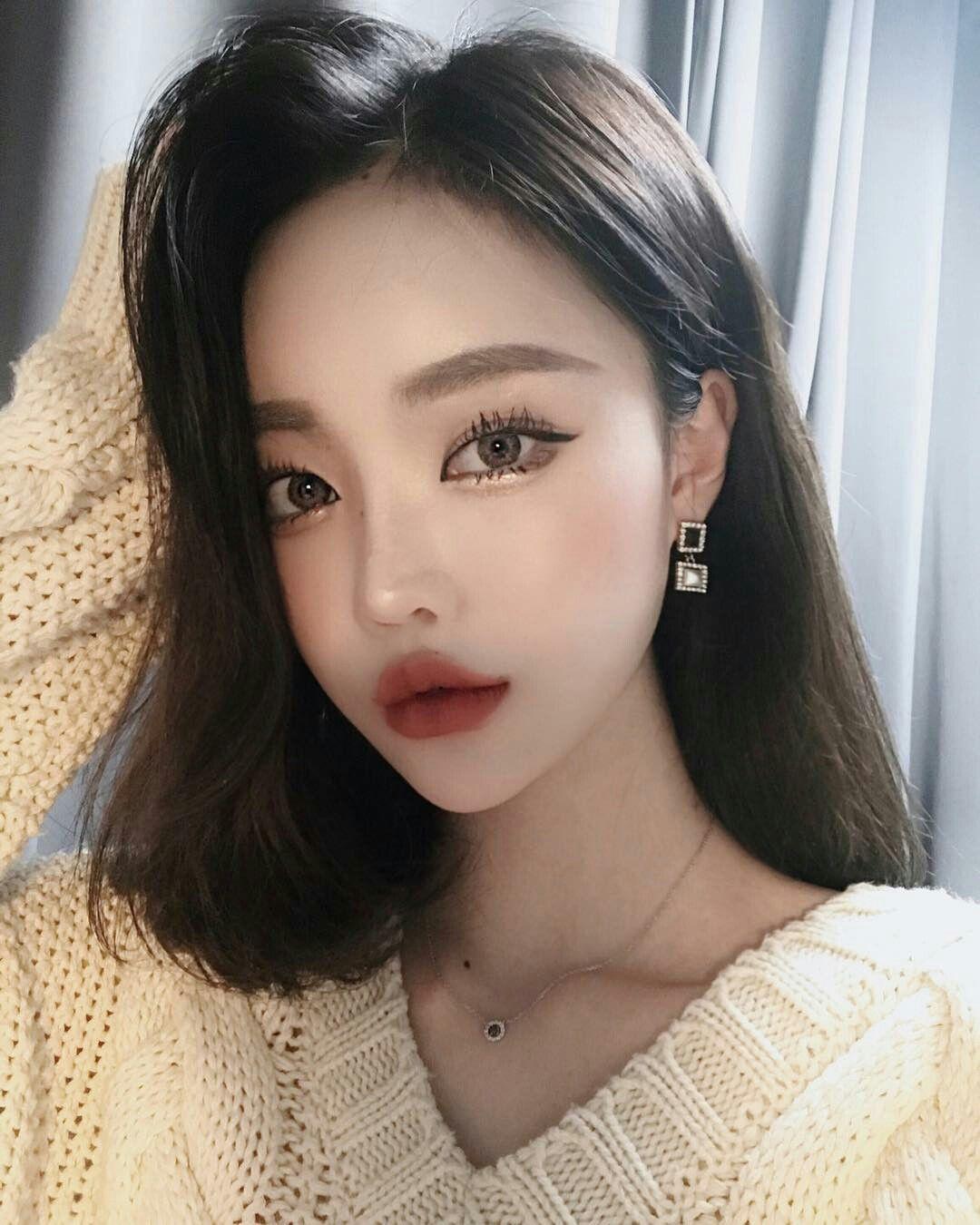 Asian Makeup, Ulzzang Girl, Asian Beauty