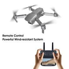 XKJ 2020 New E68 WIFI FPV Mini Drone With Wide Angle HD 4K 1080P Camera Hight Hold Mode RC Foldable Quadcopter Dron Gift