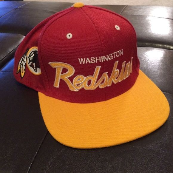 buy popular 14e70 0a0d1 Mitchell & ness Washington redskins SnapBack Washington ...