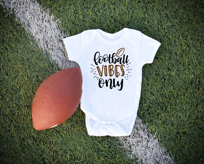 Football Vibes ly esie Football esie Sports esie Baby