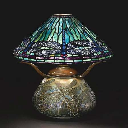 Tiffany Lamps For Sale Tiffany Studios Lamps At Sotheby S