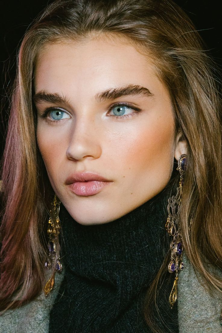 The Best Backstage Photos From New York Fashion Week