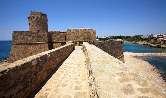 Le Castella, Isola Capo Rizzuto Calabria (con immagini)